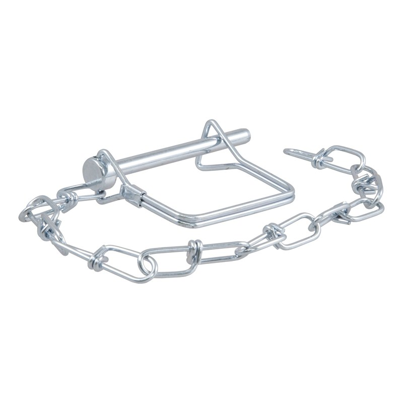 Trailer Coupler Safety Pin : Curt coupler safety sharptruck