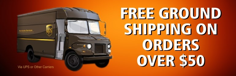 Free Shipping - Oct 2014