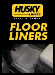 Husky Floor Liners - Oct 2014