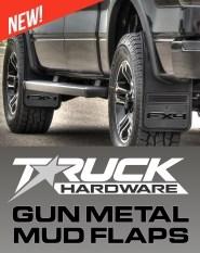 Gun Metal Fx4 Spotlight