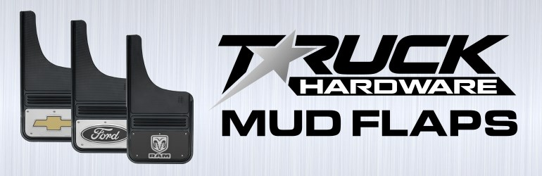 Truck Hardware Mud Flaps - Oct 2014