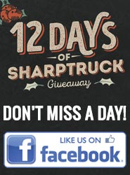 12 Days of SharpTruck Spotlight - Nov 2015