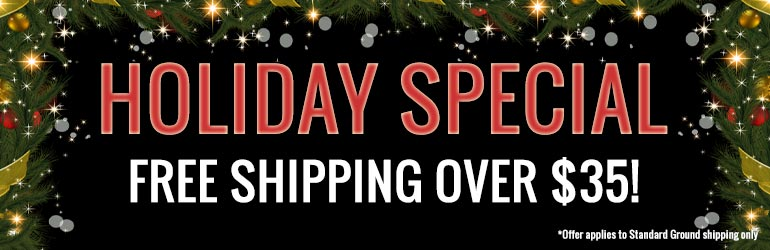 $35 Holiday Shipping