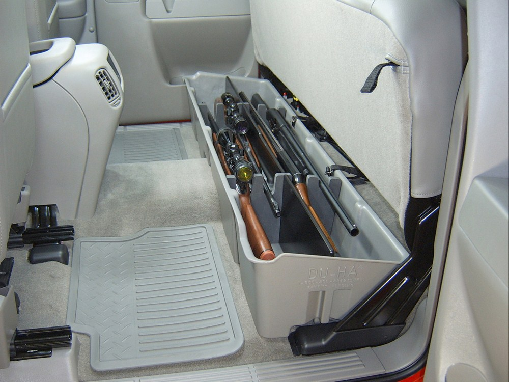 Du Ha Underseat Storage Interior Storage Box Sharptruck Com