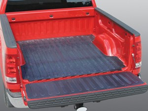 Rugged Liner Rubber Bed Mats Heavy Duty Truck Bed Mats
